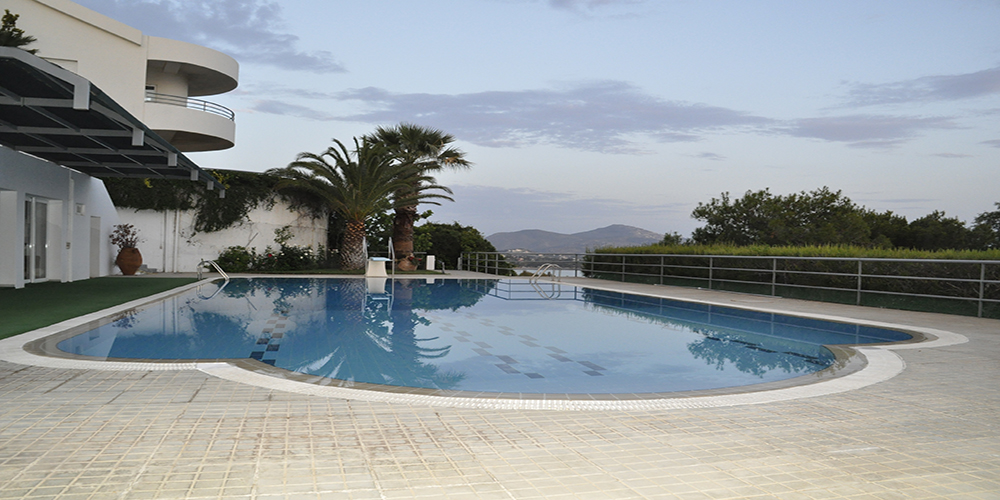Residential Property in Greece For Sale - Swimming Pool View 2