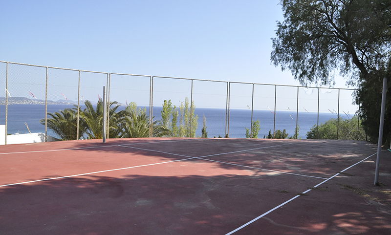 Residential Property House for Sale in Greece - Volleyball court