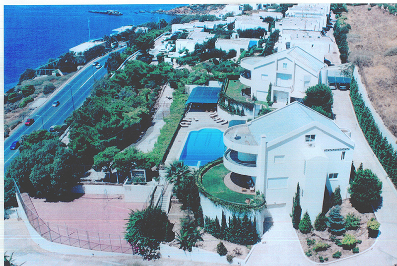 Residential Property House for Sale in Greece - Photos of the property from the distance take 2