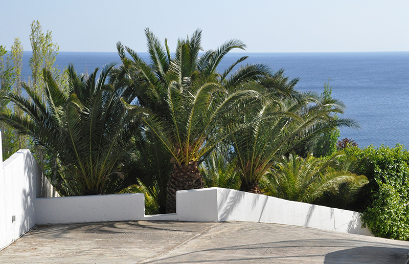 Residential Property House for Sale in Greece - View of the sea from the balcony of the houses photo 2